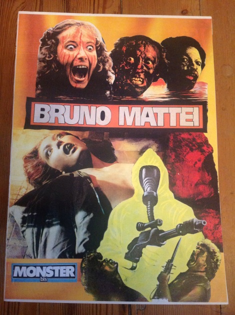 Monster bis - H.S B.Mattei p00