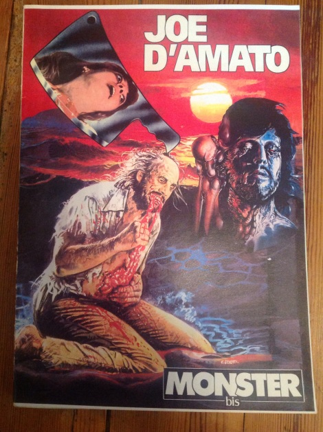Monster bis - H.S Joe D'Amato p00