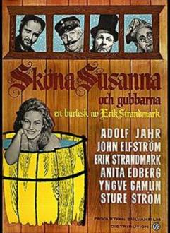 Sköna Susanna - A.Strindberg