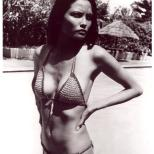Laura Gemser - Photo NB divers 05