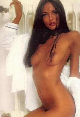 Laura Gemser by R.Fegley A06