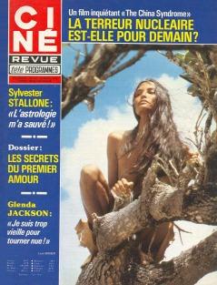 Ciné Revue n°15 - Avril 1979 p01