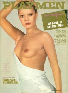 Playmen - Janvier 1977 p01