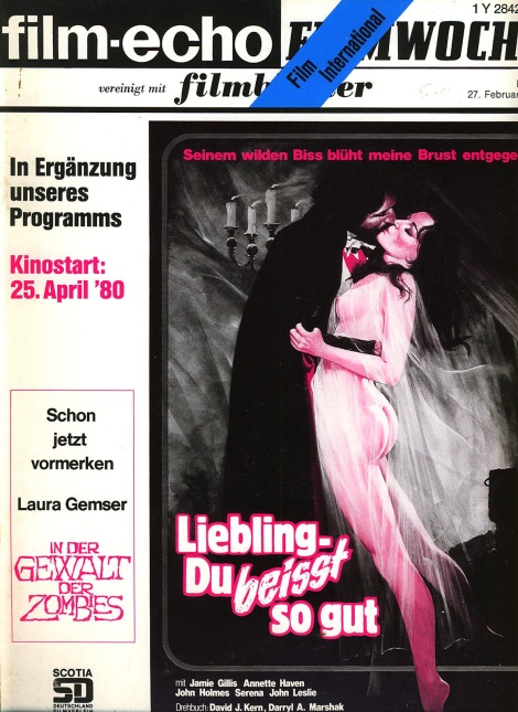 Film-echo Filmwoch - Février 1980