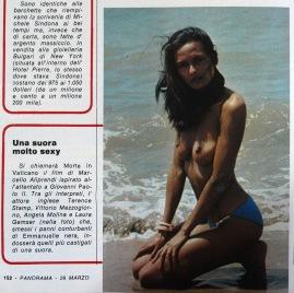 Panorama 29 mars - 1982 (Italie)