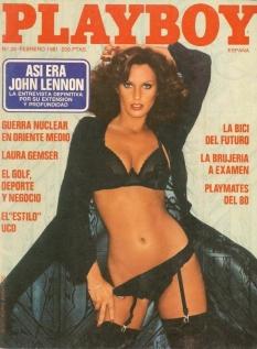 Playboy n°28 - Février 1981 (Espagne) p01