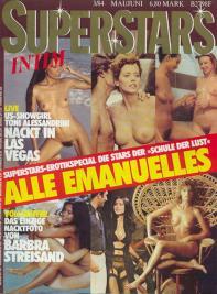 Superstars Intim – Mai-Juin 1984 (Allemagne)