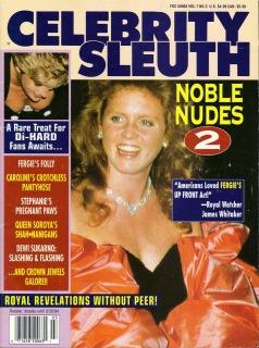 Celebrity Sleuth Vol.7n°3 - Jan. 1994 p01