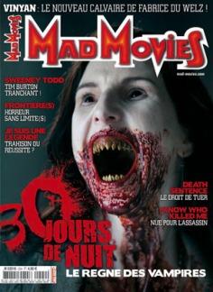 Mad Movies n°204 – Janvier 2008 p01