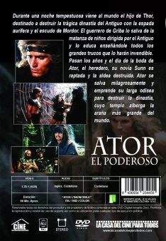 Ator(DVD-Esp.01.Back)