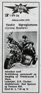 Crimebusters - admat Island 01