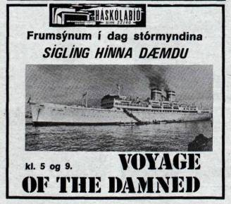Voyage of the damned - admat Island 01