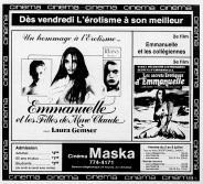 La via de la prostituzionz (COURRIER DE SAINT-HYACINTHE - 30 JUIN 1982)