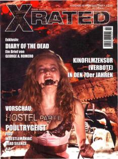 X-Rated n°42 - oct.2007 p01
