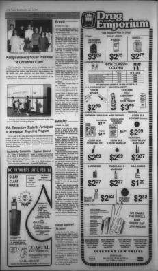 Blue Angel Cafe - Virginia Beach Sun (21 dec.1988) p02