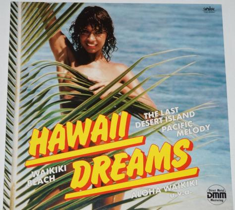 Hawaii Dreams LP gatefold Ger.B1