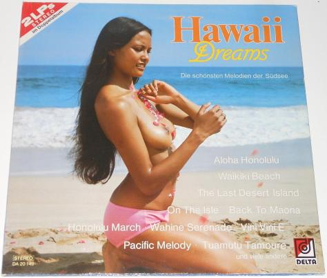 Hawaii Dreams LP Ger.A1a