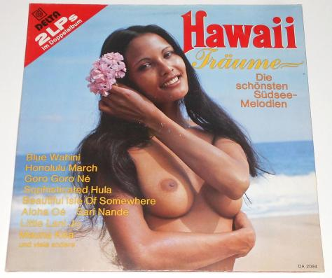 Hawaii Traume Lp Ger.A3