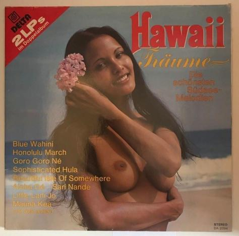 Hawaii Traume Lp Ger.B2a