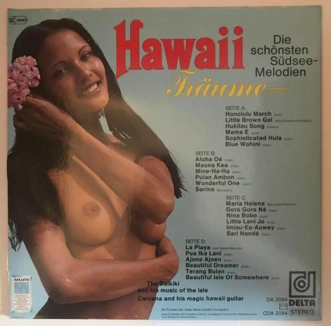 Hawaii Traume Lp Ger.B2b