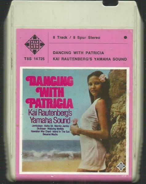 Kai Rautenberg Yamaha Sound - 8 Track tape A1