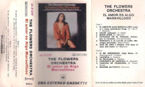 The Flowers Orchestra - K7.Esp.1976 A1b