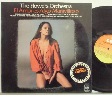 The Flowers Orchestra - Lp.Esp.1976 A1bis