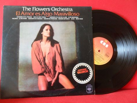 The Flowers Orchestra - Lp.Esp.1976 D1