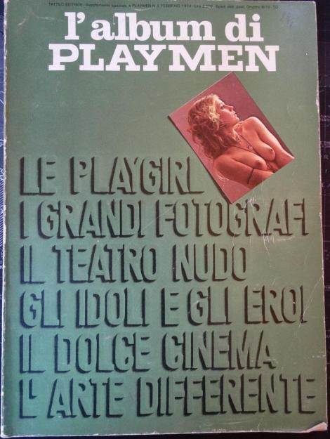 Playmen - Album di Playmen n.2 (Fev.1974) p01