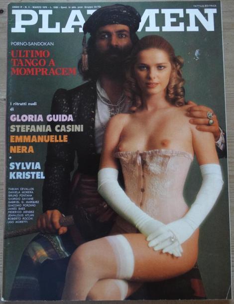 Playmen - Mars 1976 p01