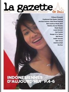 la gazette de bali 143 - avril 2017 p01