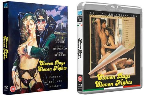 11 days 11 nights - Blu-ray 88 Films 2019 A2