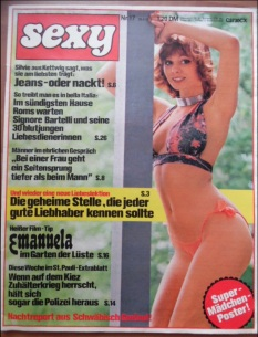 SEXY n.17 - 20 avril 1976 p01