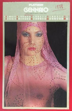 Calendar 1977 Ed. PLAYMEN A1