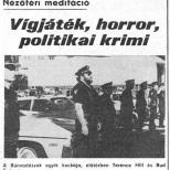 Crimebusters - Eszak Magyarorszag Juillet 1989 (Hongrie) copie