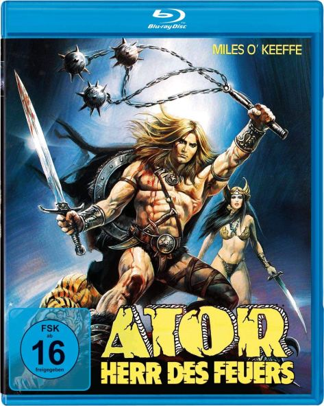 Ator Blu-ray ger.2019 front