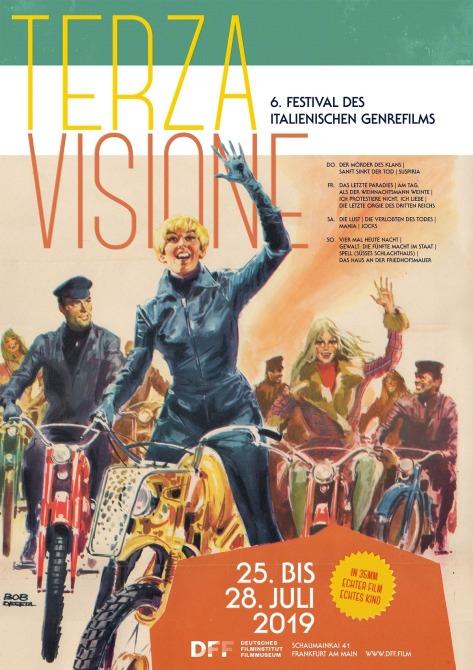DIE LUST - TERZA VISIONE 6. 2019
