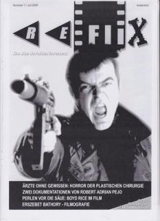 Re-FliX n.1 Juillet 2009 p01