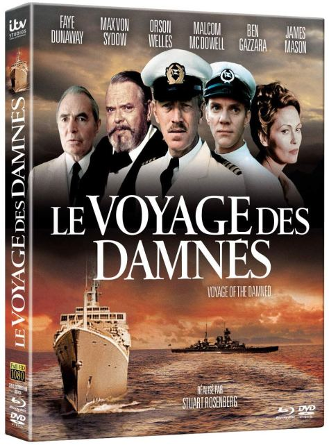 Voyage of the damned - Combo Bluray:DVD Oct.2019 Fr.01