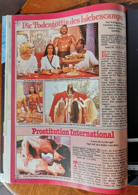 CINEMA das kinoprogramm 1981 - avril 1981 (Ger.) p03