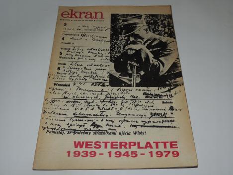 EKRAN n°35 - 02 sept.1979 (Pologne) p01