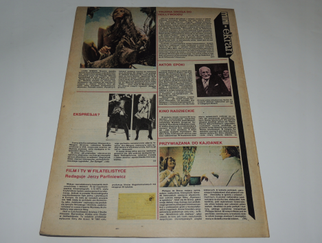 EKRAN n°35 - 02 sept.1979 (Pologne) p02