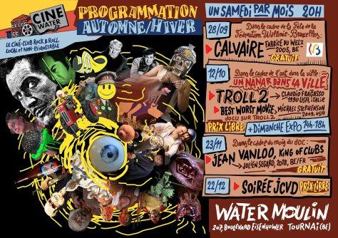 Water Moulin - TROLL 2 Oct.2019 bis