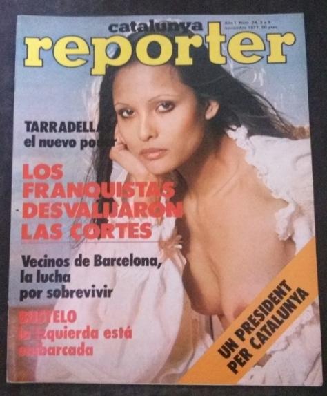 Catalunya Reporter - Novembre 1977 p01
