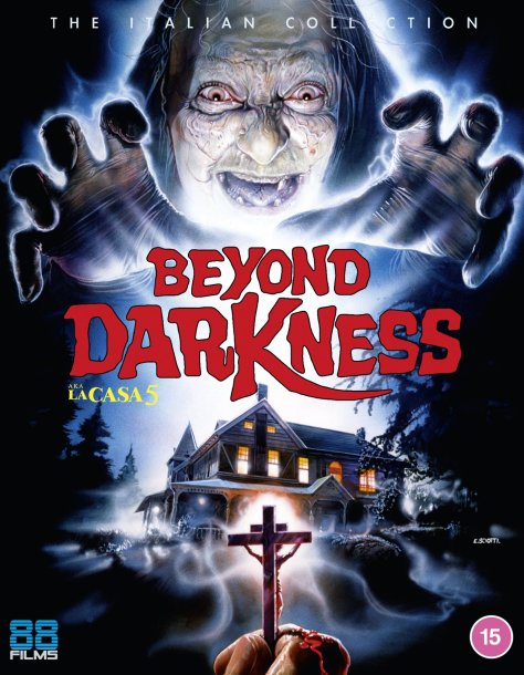 Beyond Darkness Bluray 88 films 2020