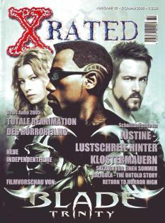 X-Rated n.32 juin 2005 p01